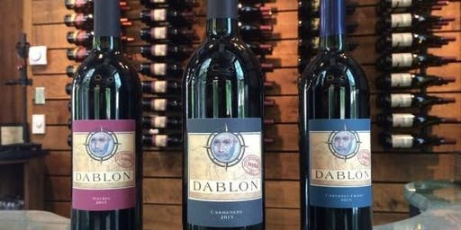 Dablon Wine and Chocolate Pairing