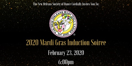 2020 Krewe of Baby Doll Ladies Mardi Gras Induction Soiree tickets