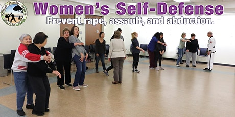 Women's Self-Defense Workshop - (Mastics-Moriches-Shirley Community Library tickets