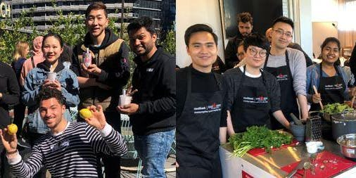 FREE RMIT International Student Gardening/Cooking Workshop # 3 - by Medibank