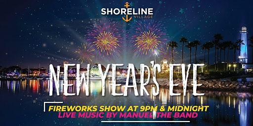 New Year's Eve at Shoreline Village 2019-2020