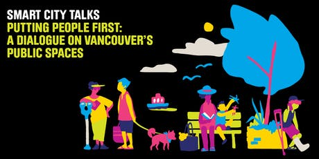 Smart City Talks | Putting People First: a dialogue on Vancouver's public spaces tickets