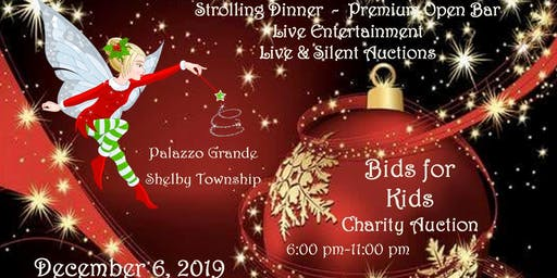 Kiwanis' 30th Bids for Kids Charity Auction