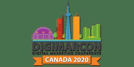 DigiMarCon Canada 2020 - Digital Marketing Conference tickets