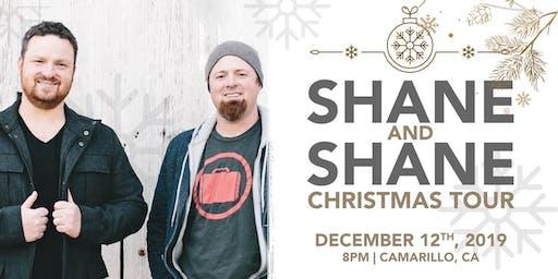 Shane and Shane Christmas Tour