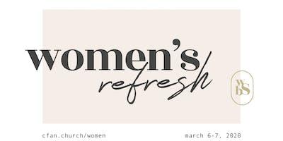 Women's REFRESH