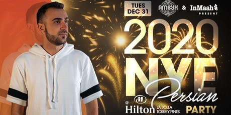 San Diego 2020 NYE Persian Party tickets