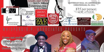 Whispers and B.P.Associates Thanksgiving Holiday Affair