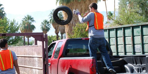 FREE Lake Elsinore Tire Recycling Event
