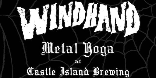 WINDHAND Metal Yoga at Castle Island Brewing