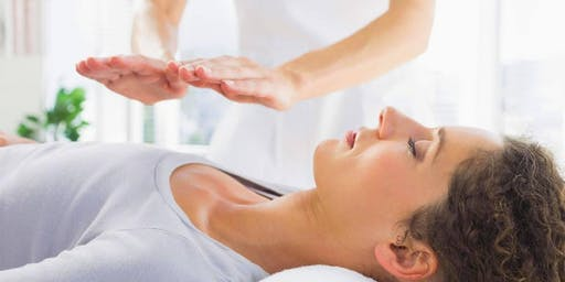 Usui Reiki 1 & 2 Class and Attunement