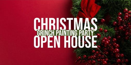Ft. Payne - Grinch Painting Party