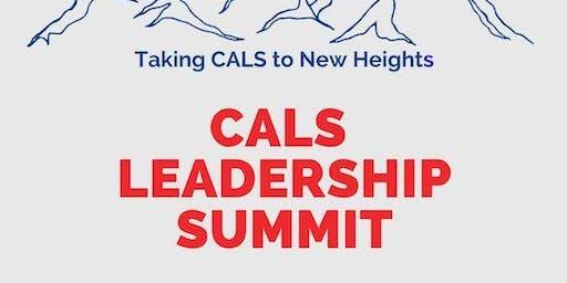2nd Annual CALS Leadership Summit