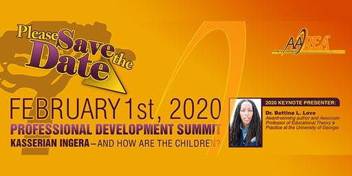 AAREA 11th Annual Professional Development Summit