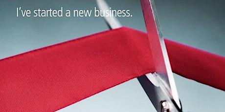 Start a new business tickets