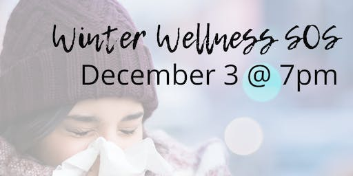 Winter Wellness SOS