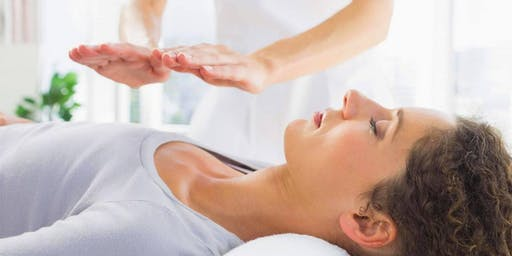 Usui Reiki 3 Mastership Class and Attunement