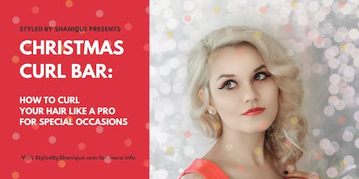 Christmas Curl Bar: How To Curl Your Hair Like a Pro For Special Occasions