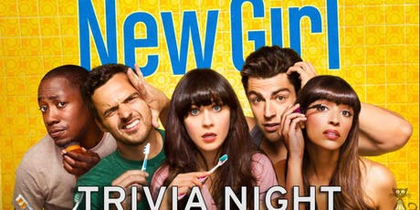 New Girl Trivia at Replay LP tickets