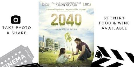 Movie Night 2040 Basket Range tickets