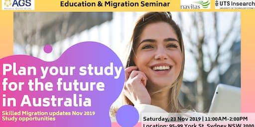 SYD: Education and Migration Seminar