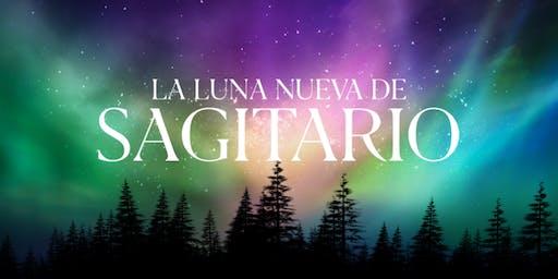 ROJSAGSAN19 | Luna Nueva de Sagitario | 27 de noviembre 20:00 | San Ángel