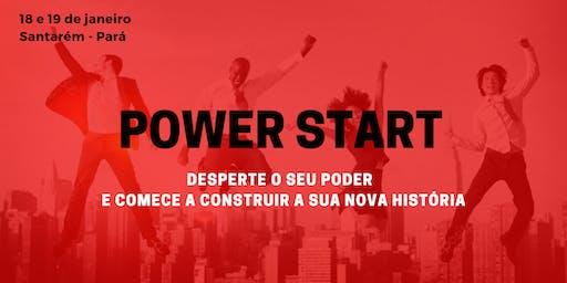 Imersão - Power Start   I   Santarém     I   2020