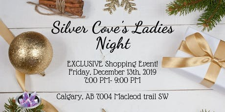 Exclusive Ladies Night Out Calgary tickets