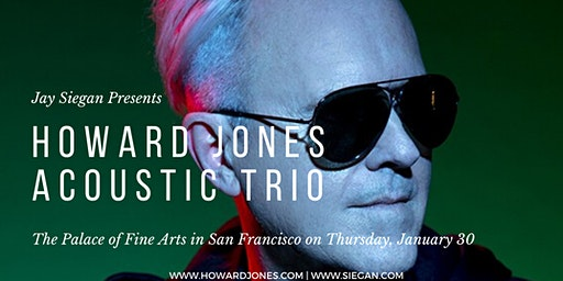 An Evening with Howard Jones