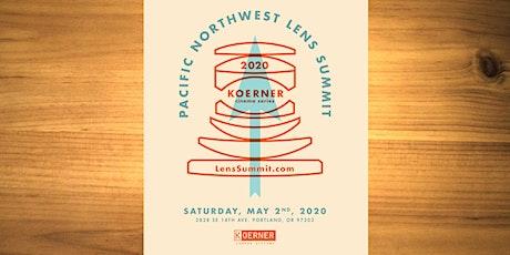Pacific Northwest Lens Summit 2020 tickets
