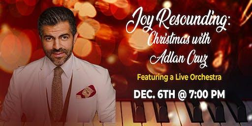 Resounding Joy: A Christmas Concert with Adlan Cruz