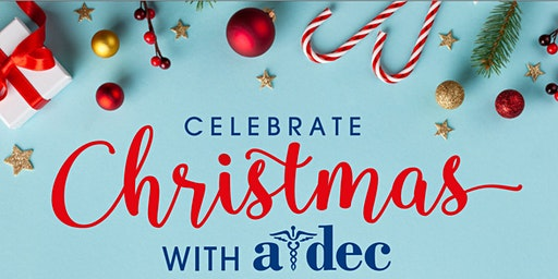 Celebrate Christmas with A-dec
