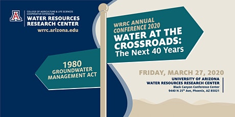 WRRC 2020 Annual Conference tickets