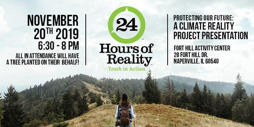 Protecting Our Future:  A Climate Reality Project Presentation