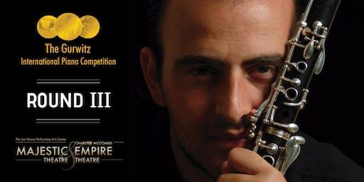 The Gurwitz International Piano Competition | Round III, World Music Round