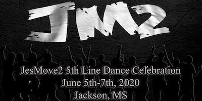 JesMove2  5th Line Dance Celebration 2020