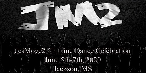 JesMove2  5th Line Dance Celebration 2020