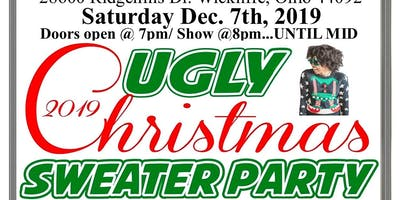 Ugly Christmas Sweater Party @ Another Place Event Center