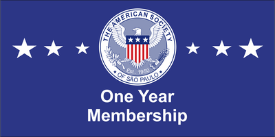 American Society One Year Membership