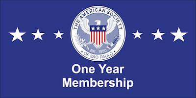 American Society One Year Membership