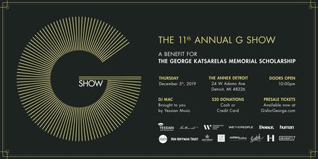 The G Show tickets