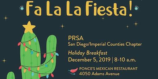 PRSA Member Holiday Breakfast