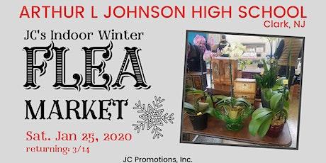 JC's Arthur L Johnson Flea Market Indoors tickets