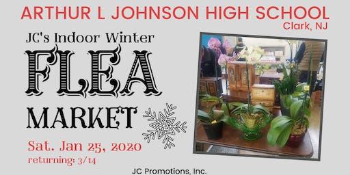 JC's Arthur L Johnson Flea Market Indoors