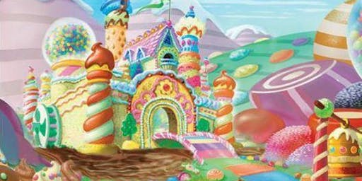 Family Art Night: Candy Land