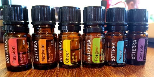 Coffee and Essential Oils Free Info Hour @ Jamaica Blue, Cooroy