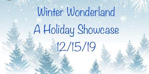 Winter Wonderland A Holiday Showcase