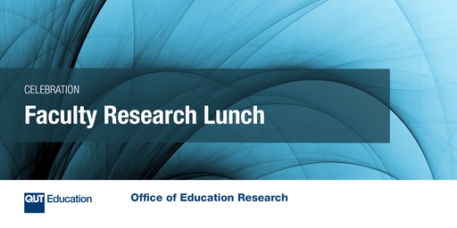 Faculty Research Lunch