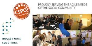 Certified Scrum Product Owner Training (CSPO) - Orange...