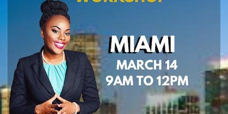 Paid to Speak (Miami Edition) tickets